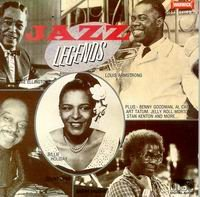 Cover of Jazz Legends