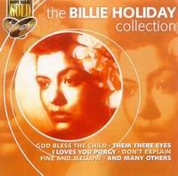 Cover of The Billie Holiday Collection – Double Gold, Vol. 2/2
