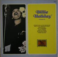 Cover of Billie Holiday - Vol. 2