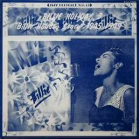 Cover of Billie Holiday Story 1945-1949
