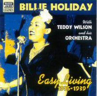 Cover of Billie Holiday, Vol.1 - Easy Living 1935-1939