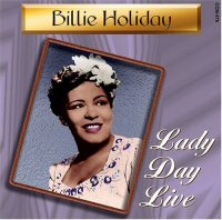 Cover of Lady Day Live