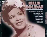 Cover of Billie Holiday 2CD, Vol. 1/2