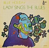 Cover of Lady Sings The Blues