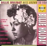 Cover of Miss Brown To You