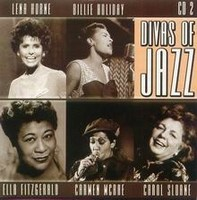 Cover of Divas Of Jazz - Vol.2