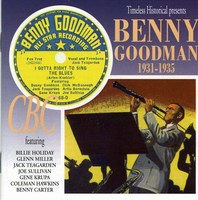 Cover of Benny Goodman: 1931- 1935   (disc 1)