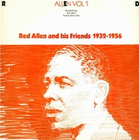 Cover of Henry Allen: Red Allen And His Friends