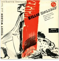 Cover of Teddy Wilson And His Orch. Feat. Billie Holiday  (7