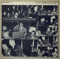 Cover of The 1944 Esquire Jazz Allstars