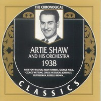 Cover of Artie Shaw And His Orchestra 1939