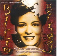 Cover of Billie Holiday - Digitaly Remasterd