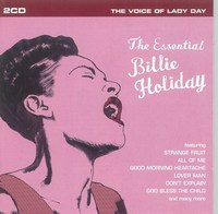 Cover of The Voice Of Lady Day, The Essential Billie Holiday - CD 2/2